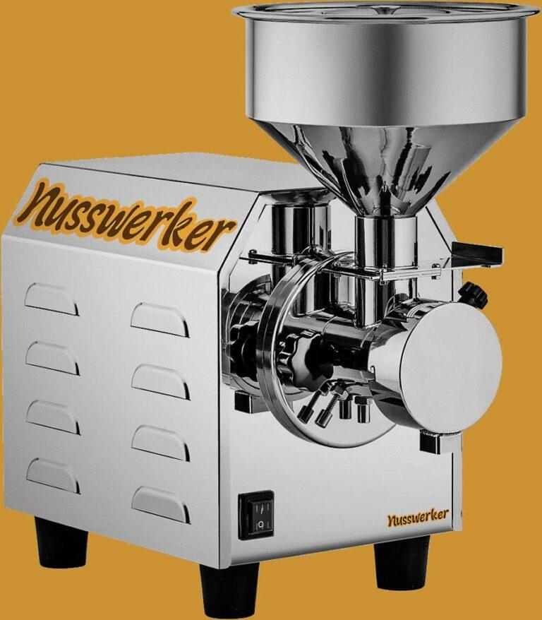 commercial nut butter maker