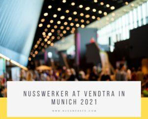 Vendtra trade show nusswerker